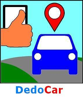 Logo DedoCar para Web